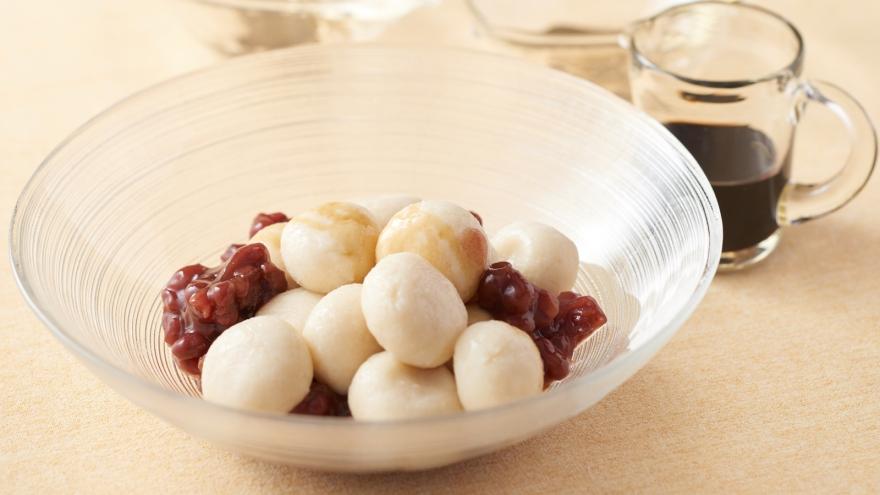 白玉粉と豆腐は相性がいいと聞くがなぜ?割合はどのぐらい?あんことかも良いの?